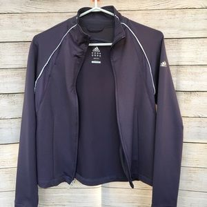 ADIDAS Light Purple Track Jacket